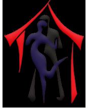 Логотип La Casa de los amigos - аргентинское танго в Волгограде
