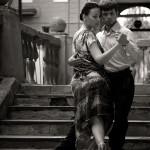 Танго на улице