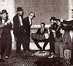 Танго между мужчинами